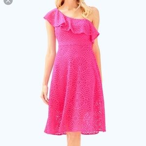 New without tag Lilly Pulitzer Callisto midi dress
